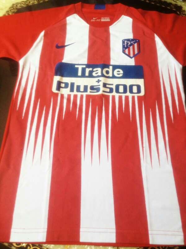 Imagen camiseta Atlético de Madrid talla S y M