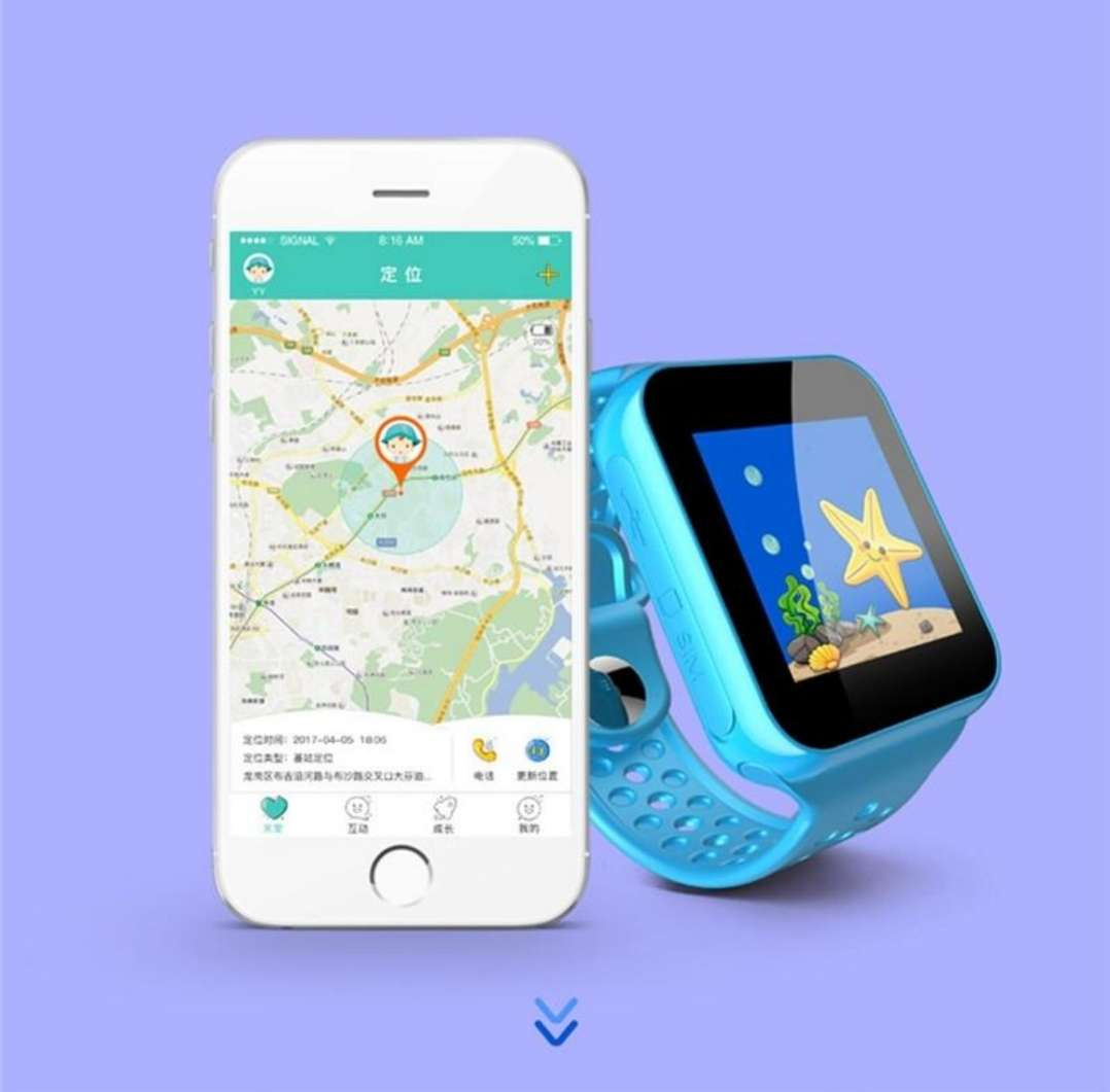 Imagen producto Smartwatch GPS para Niños 4