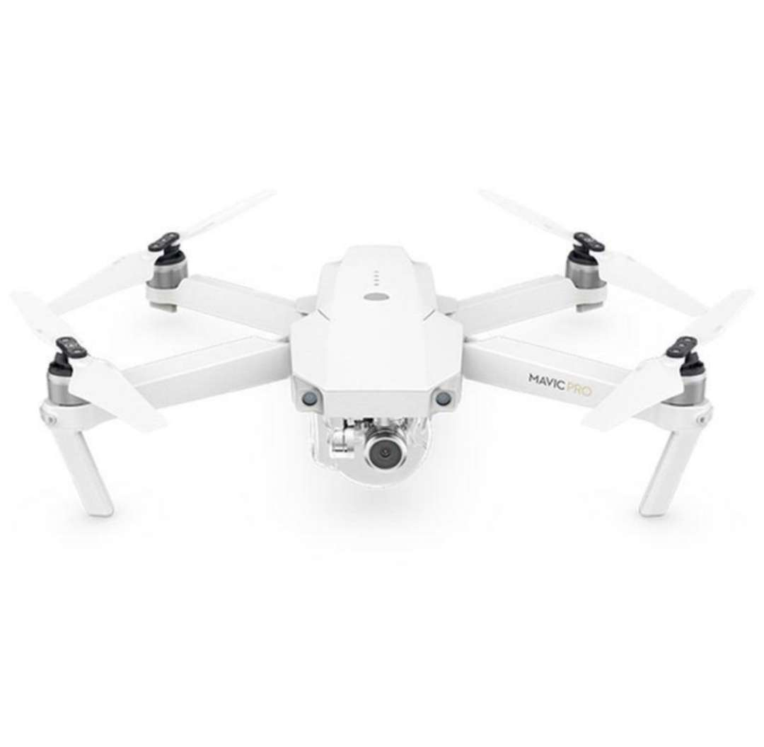 Imagen producto Dron DJI Mavic Pro Alpine White OcuSync 1
