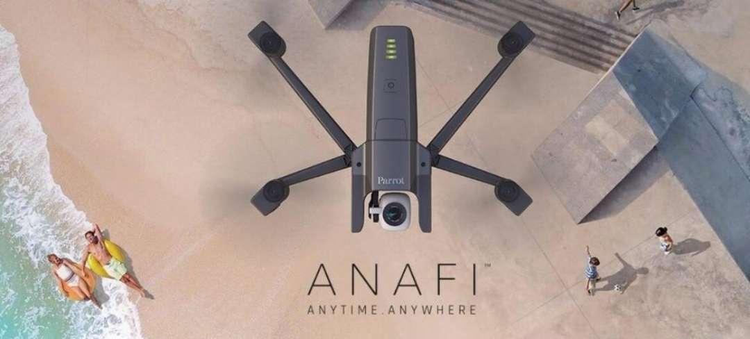 Imagen Dron Parrot ANAFI 4K