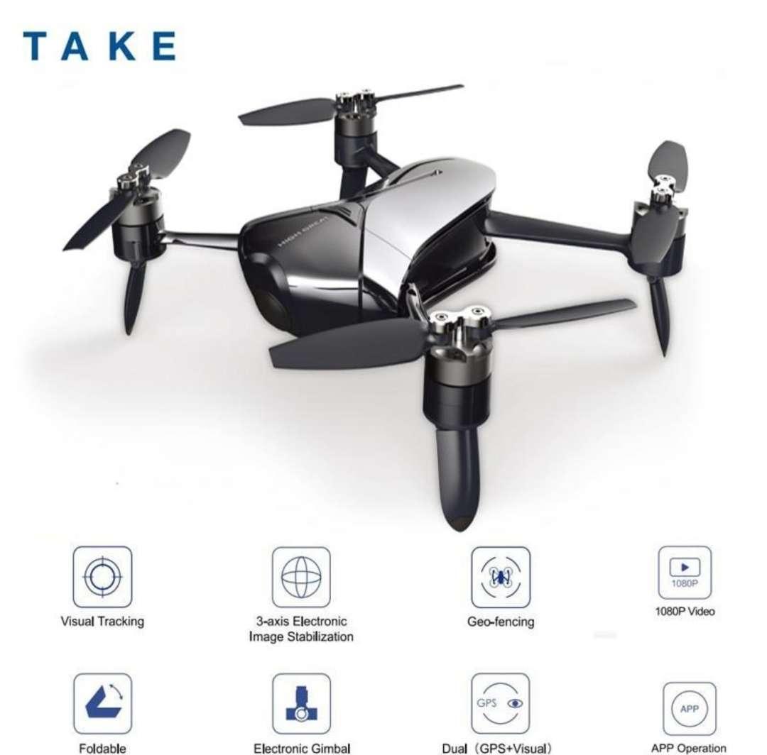 Imagen producto Dron Parrot TAKE 1