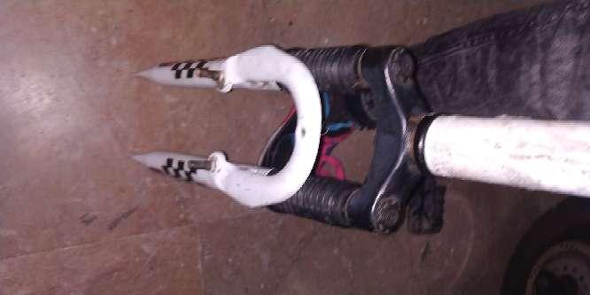 Imagen producto Cuerpo de bicicleta en marca nueva 2
