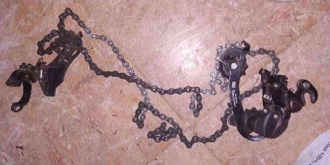 Imagen producto Piezas y cadena  2