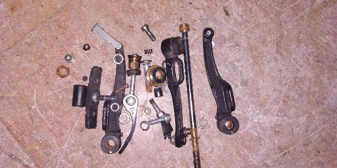 Imagen piezas y cadena