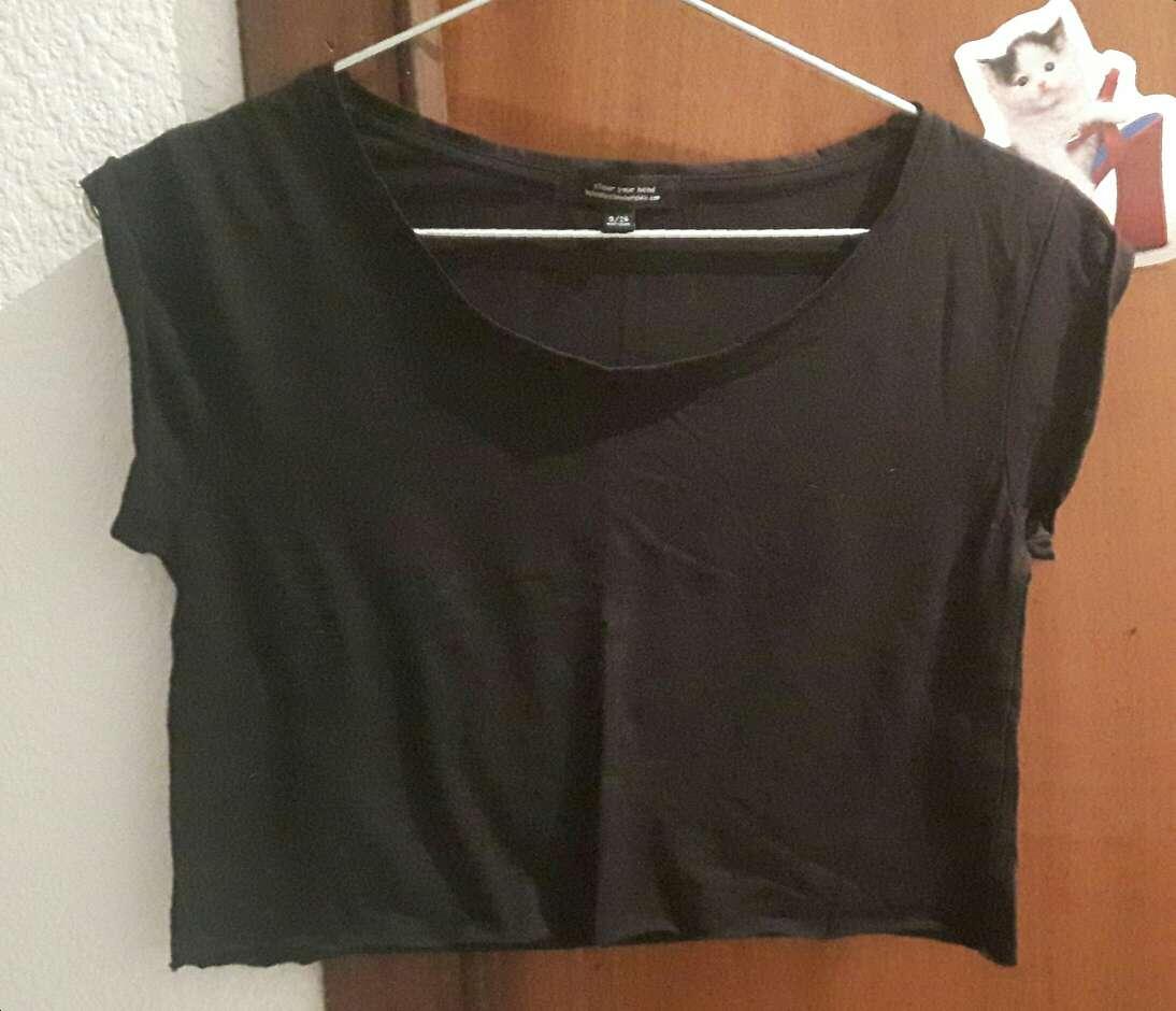 Imagen Camiseta top Bershka