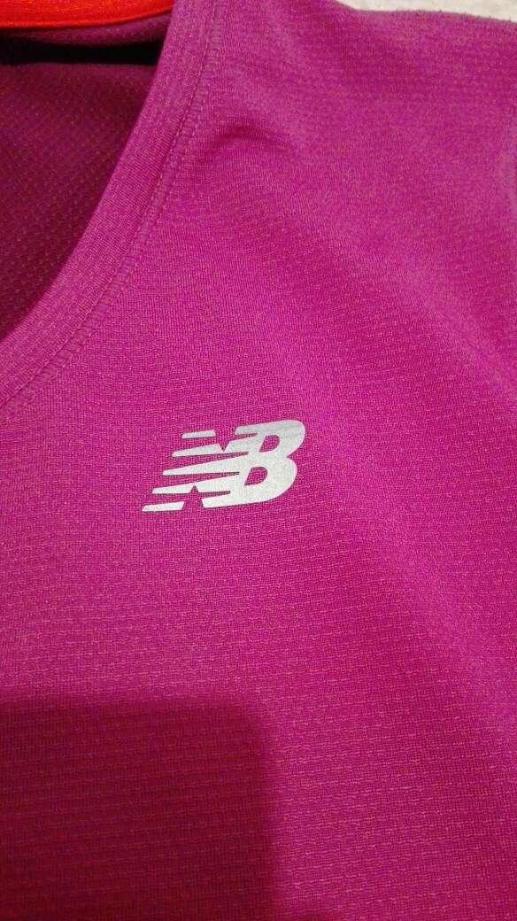 Imagen producto Camiseta New Balance 4