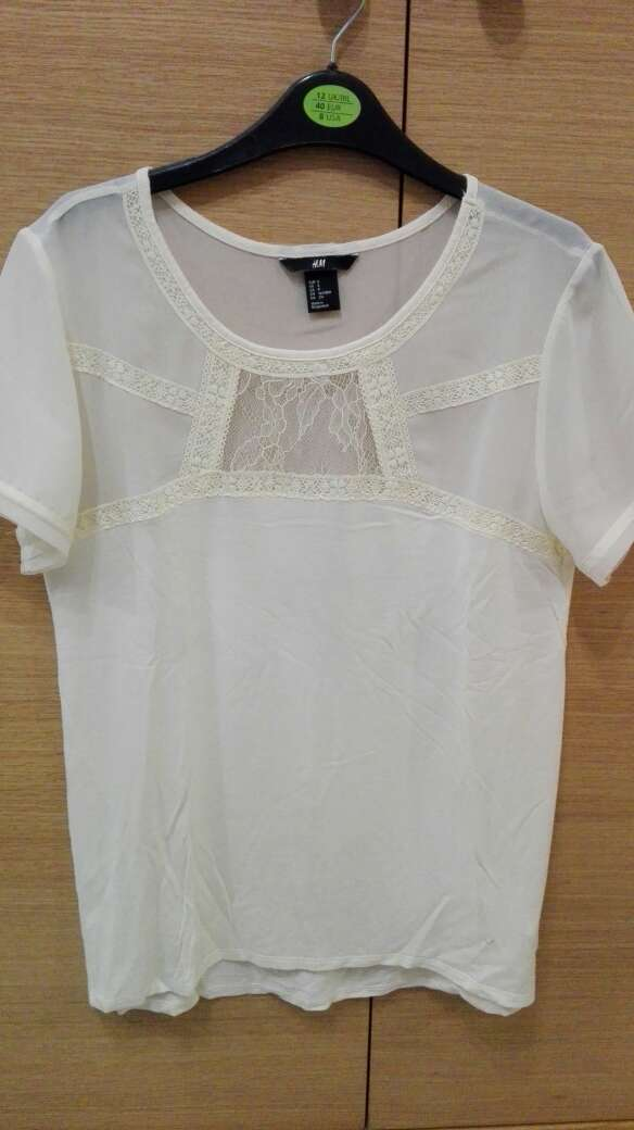 Imagen Camiseta HyM mujer