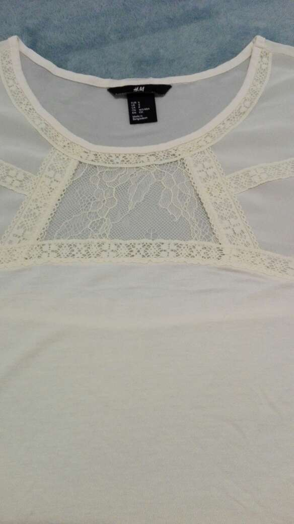 Imagen producto Camiseta HyM mujer 4