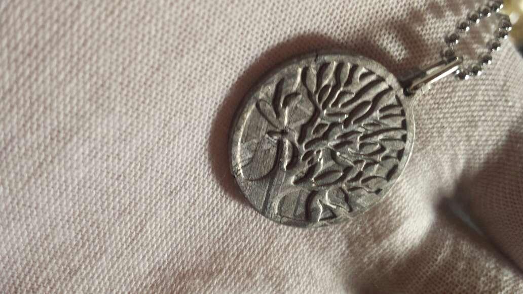 Imagen producto Colgantes ojo y árbol meteoritos  5