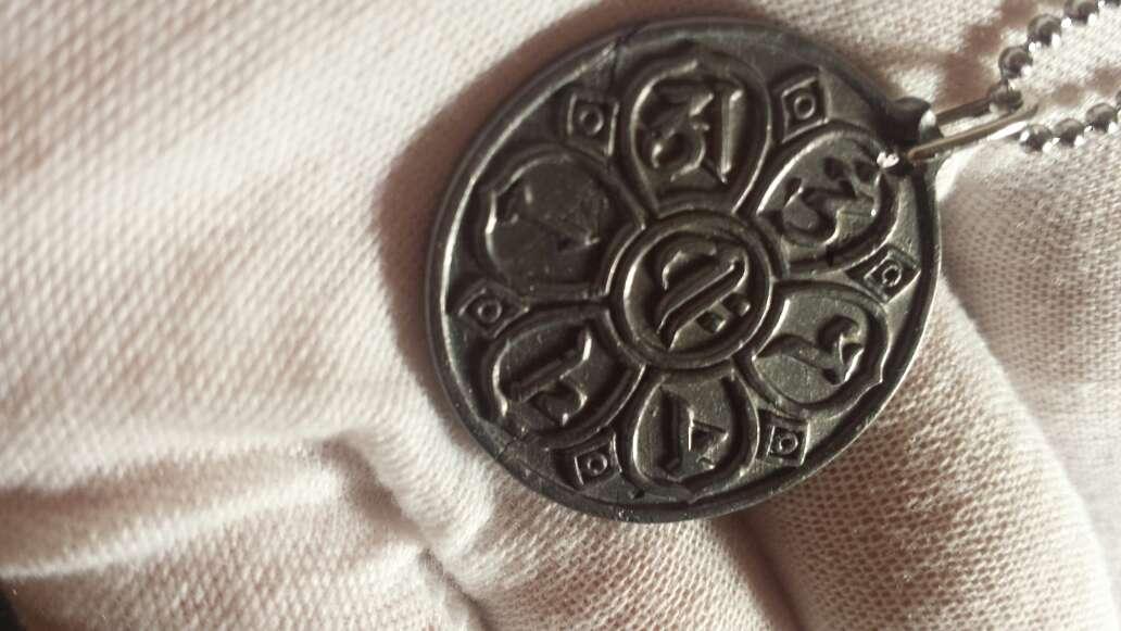 Imagen meteoritos 2 emblemas tibetanos
