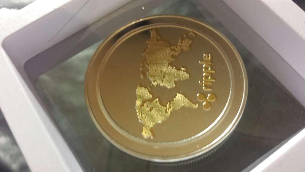 Imagen producto Moneda ripple 2