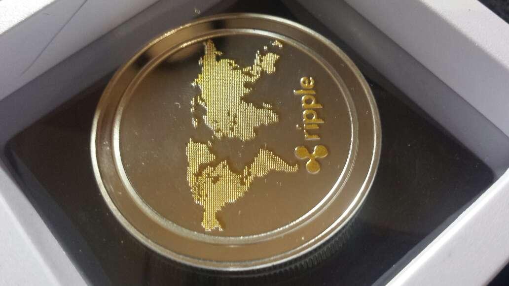 Imagen producto Moneda ripple 3