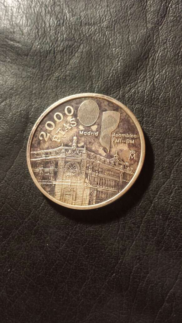 Imagen producto Moneda usada 1994 2
