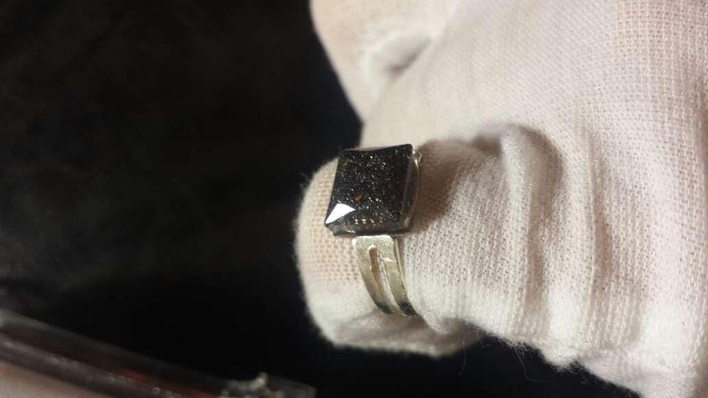 Imagen producto Anillos meteoritos varios tallas  10