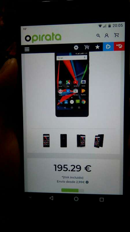 Imagen producto Teléfono móvil 3