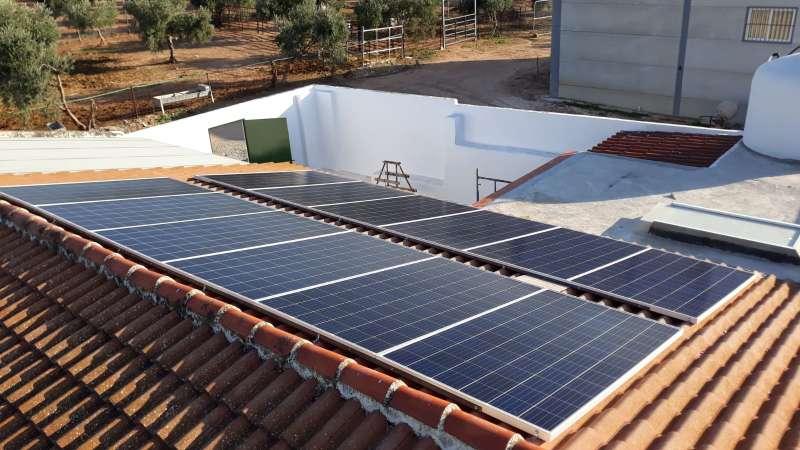 Imagen producto Kit placas solares fotovoltaicas   5
