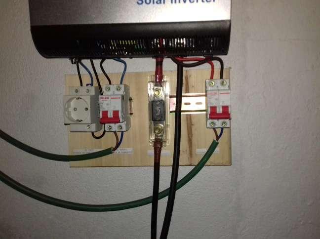 Imagen producto Kit placas solares fotovoltaicas   4