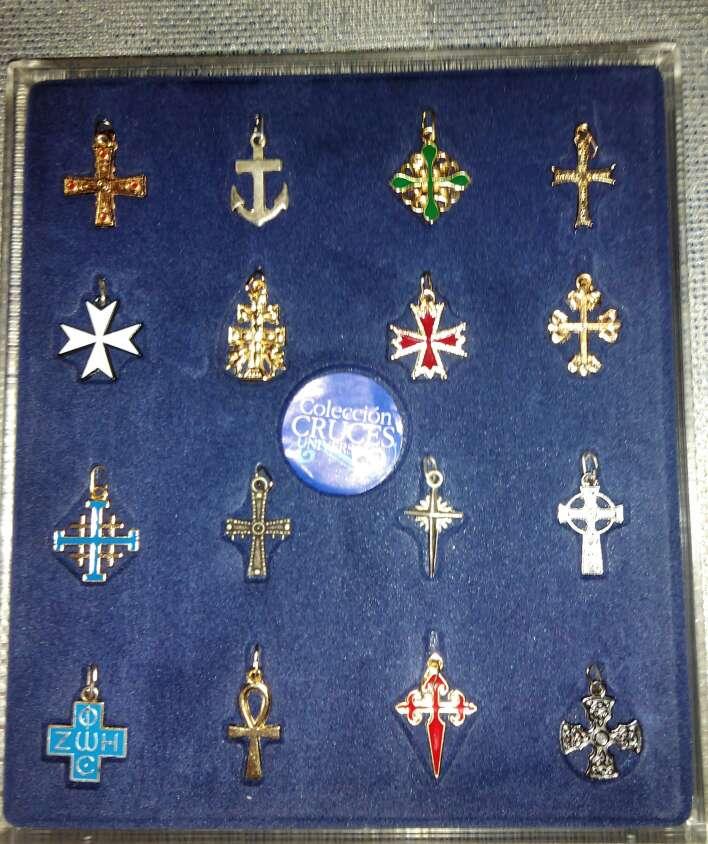 Imagen Colección Cruces Universales