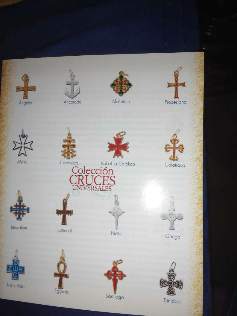 Imagen producto Colección Cruces Universales 2
