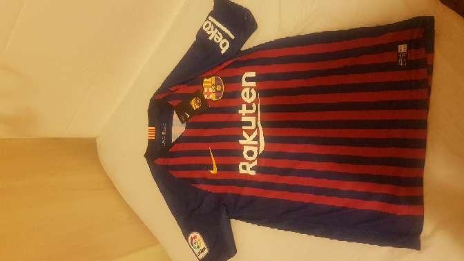Imagen Camiseta del Barça primera equipacion