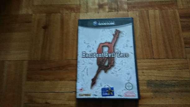 Imagen Resident evil zero gamecube
