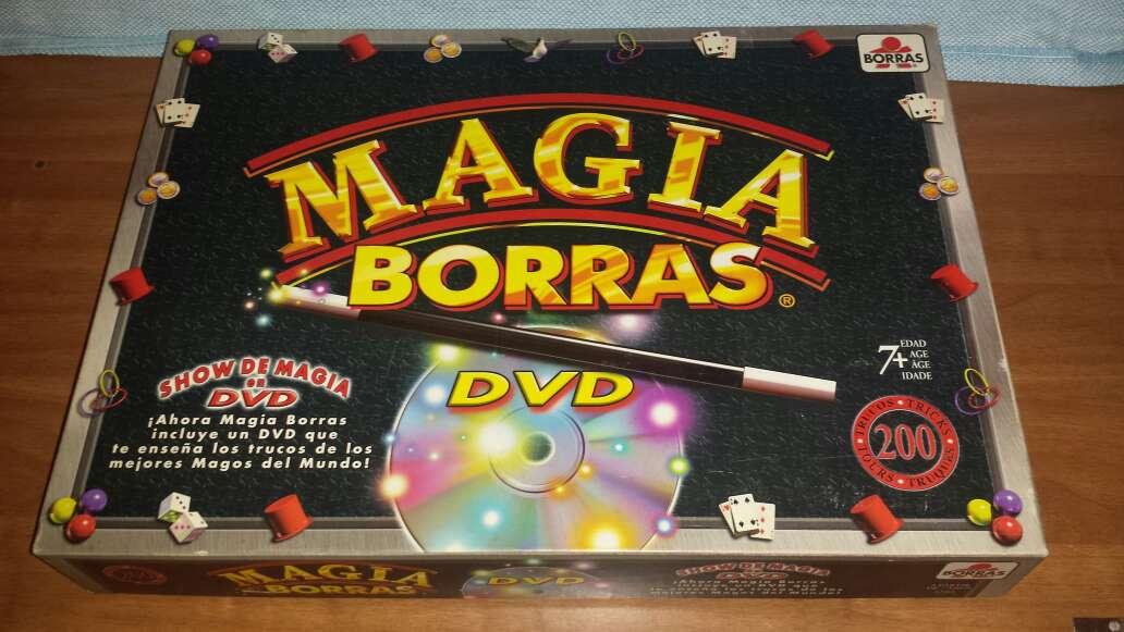 Imagen juegos de magia borras