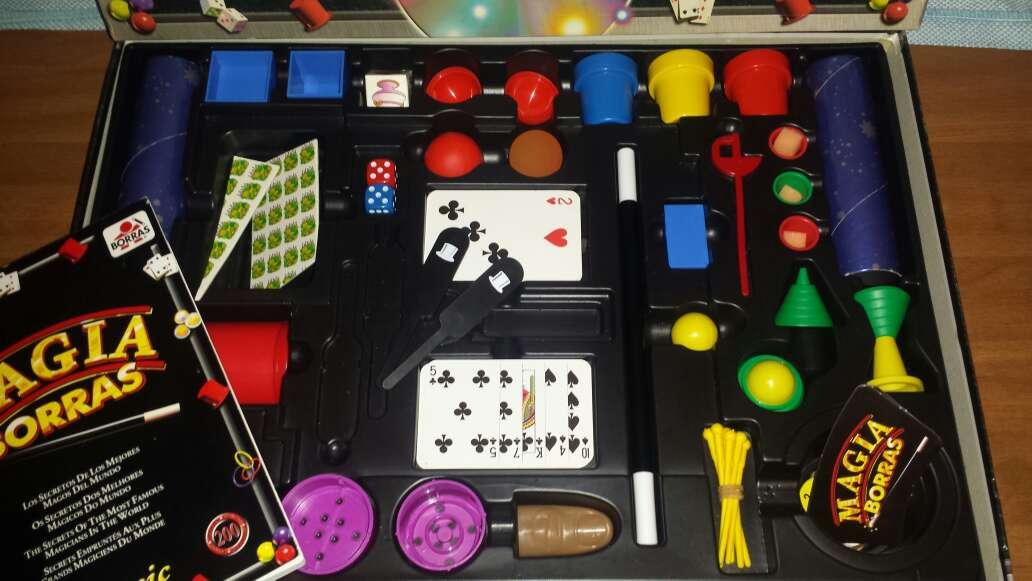 Imagen producto Juegos de magia borras  4