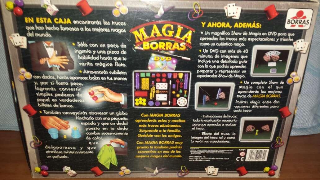 Imagen producto Juegos de magia borras  5