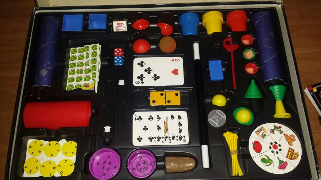 Imagen producto Juegos de magia borras  6