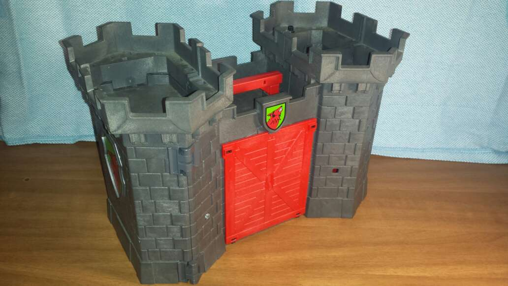 Imagen producto Castillo medieval playmobil completo  2