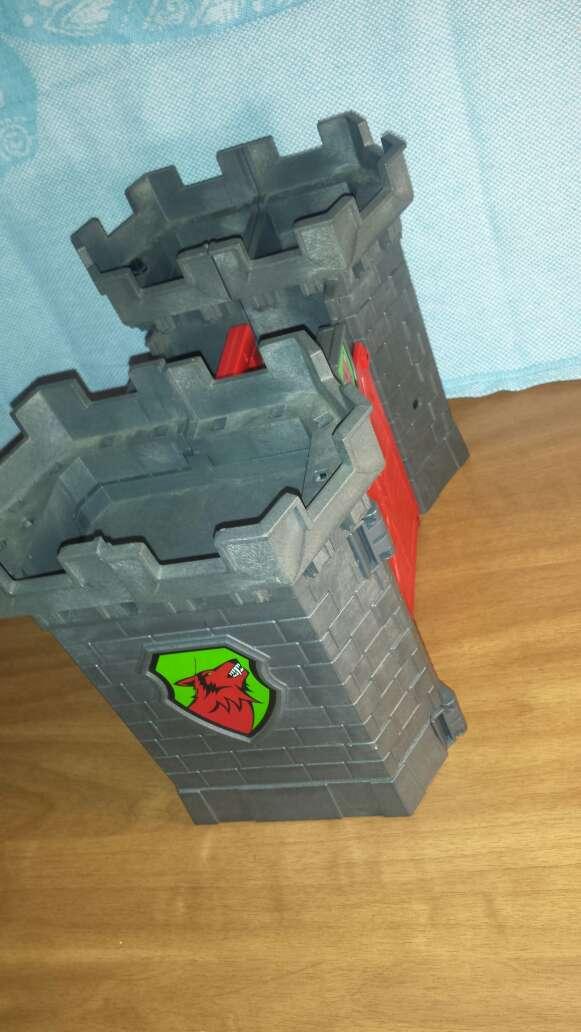 Imagen producto Castillo medieval playmobil completo  3