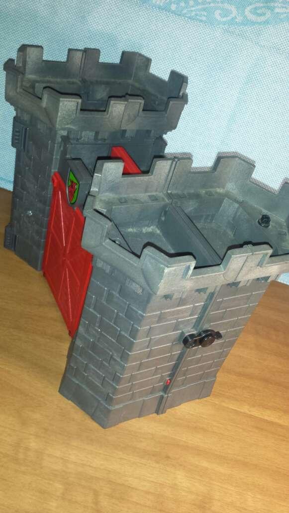Imagen producto Castillo medieval playmobil completo  4