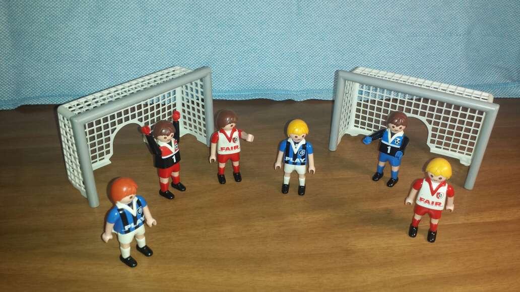 Imagen producto Playmobil fútbol  2