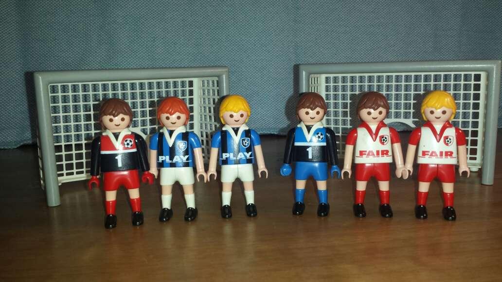 Imagen producto Playmobil fútbol  3