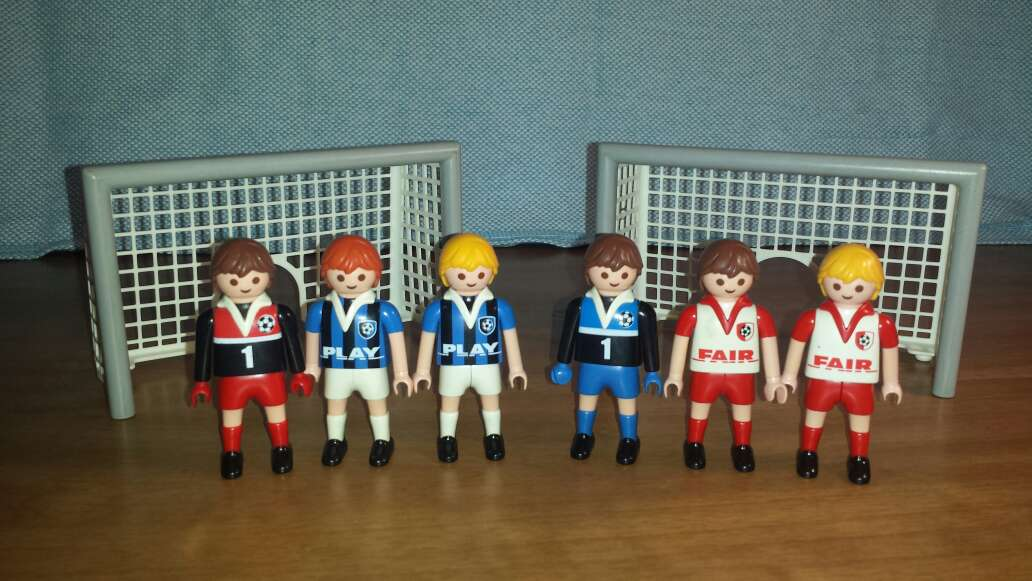 Imagen producto Playmobil fútbol  4