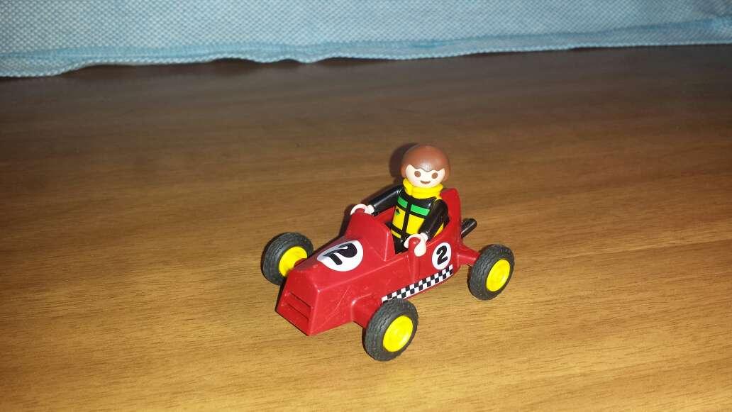 Imagen fórmula 1 playmobil