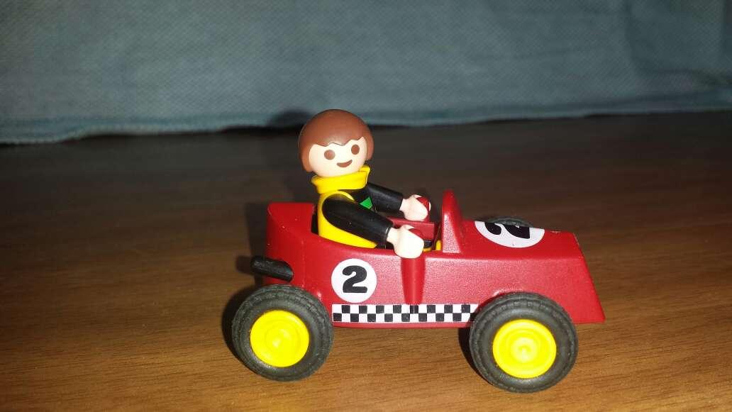 Imagen producto Fórmula 1 playmobil  3