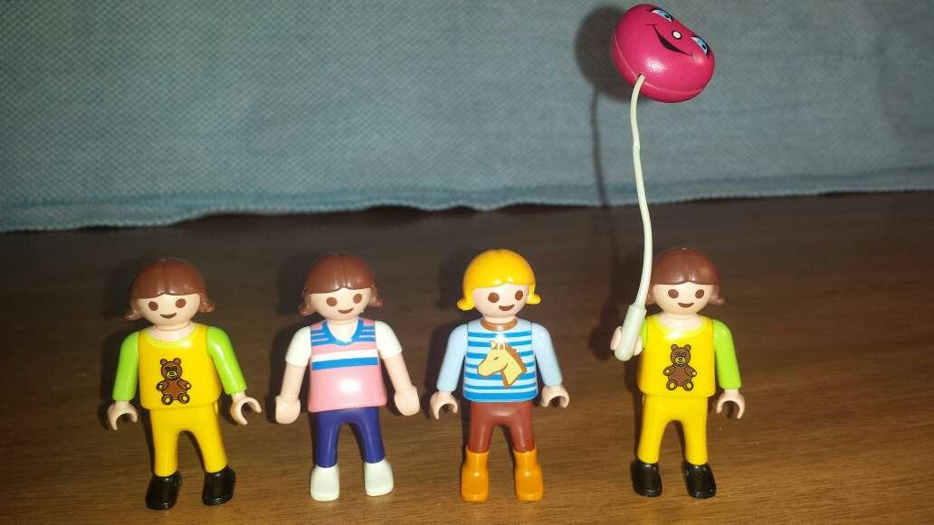 Imagen producto 7 muñecos playmobil niños  5