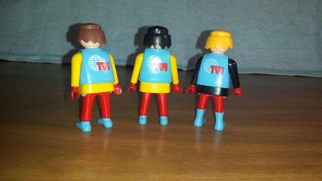Imagen producto 3 playmobil de la televisión  4