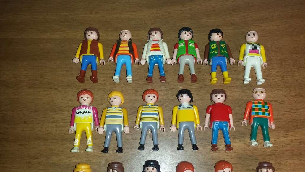 Imagen producto 24 playmobil mixtos  3