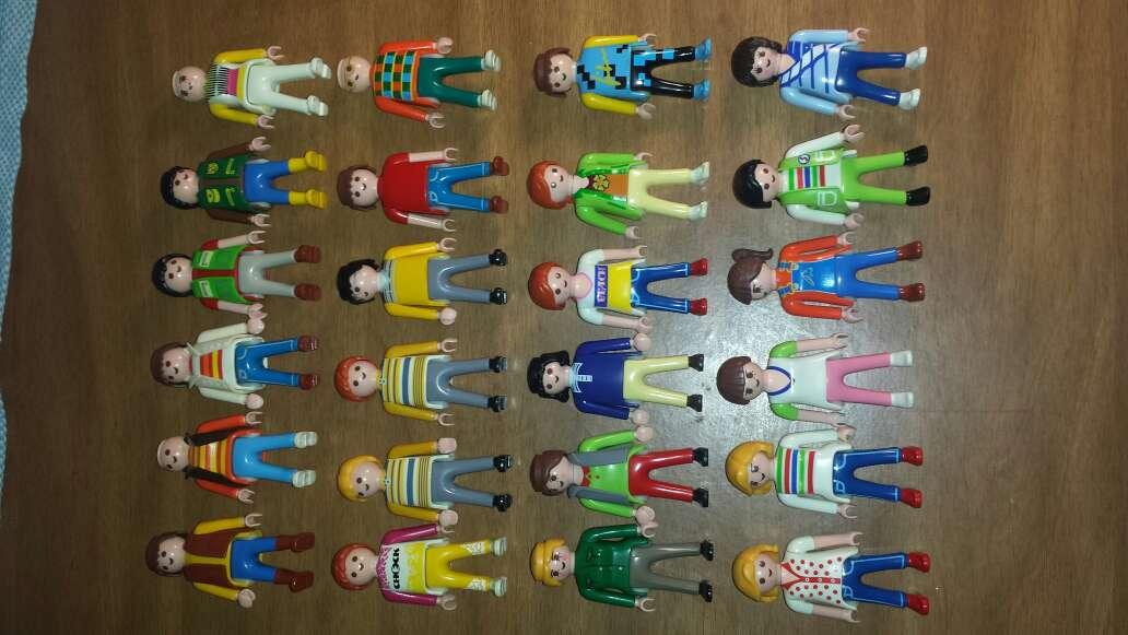 Imagen producto 24 playmobil mixtos  4