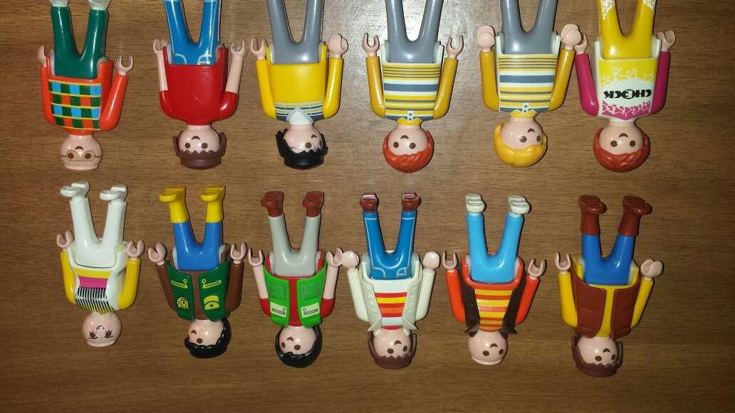 Imagen producto 24 playmobil mixtos  6