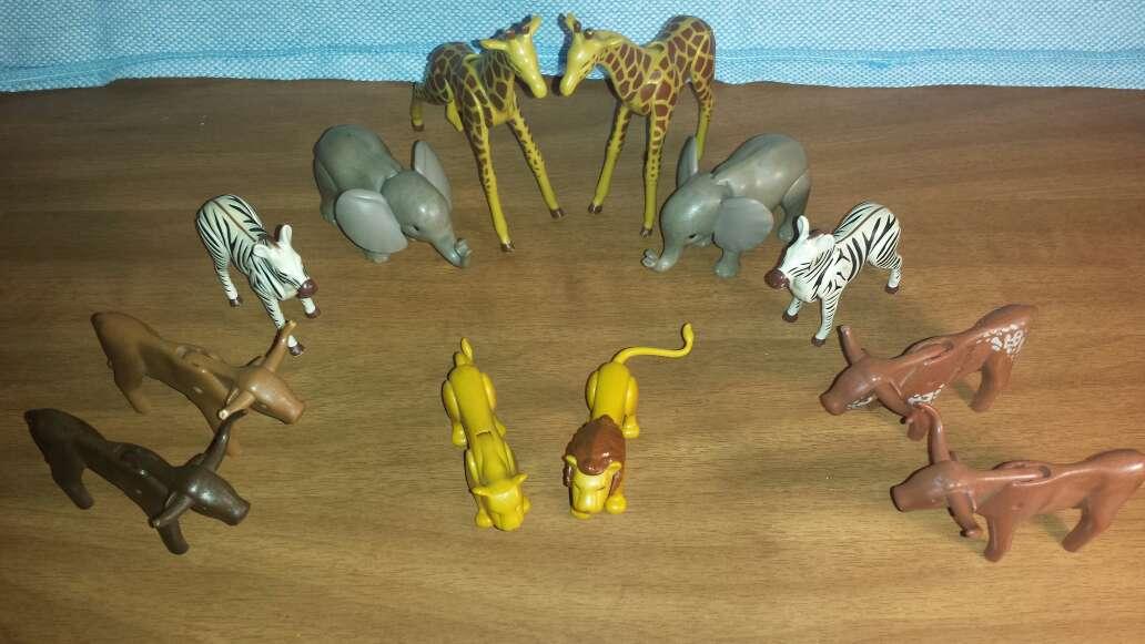 Imagen 12 animales playmobil safari