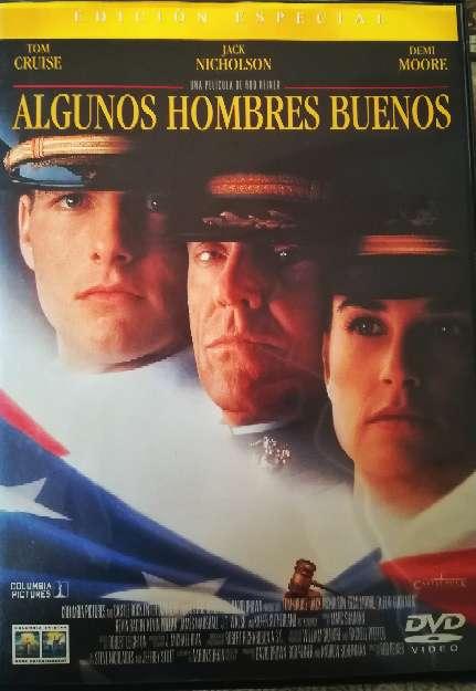 Imagen película original Algunos hombres buenos en DVD