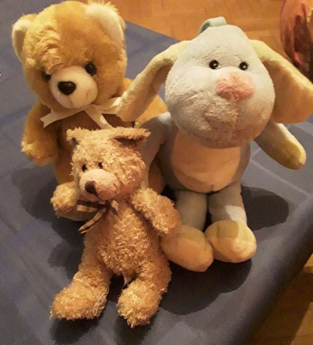 Imagen Peluches (lote)
