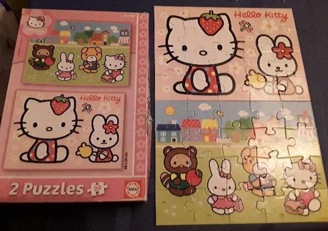 Imagen Puzzles de 20 piezas