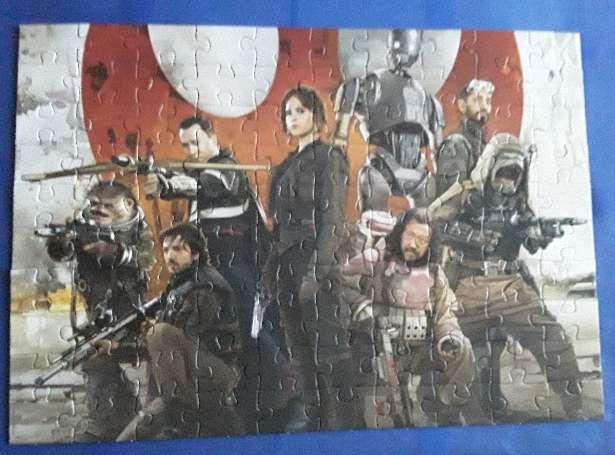 Imagen producto PUZZLES de STAR WARS Rougue One  2