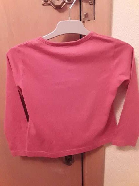 Imagen producto Camiseta de niña talla 4 4