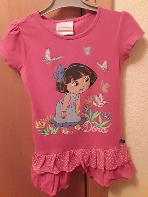 Imagen producto Camiseta de niña 110cm 1