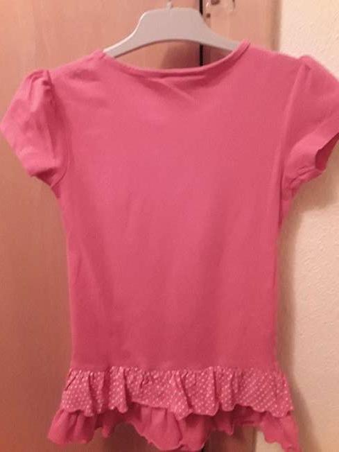 Imagen producto Camiseta de niña 110cm 3